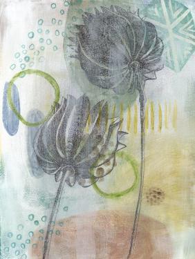 Seed Pod Composition IV by Naomi McCavitt