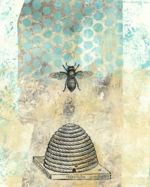 Vintage Beekeeper II by Naomi McCavitt