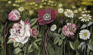 Vintage Garden I by Naomi McCavitt