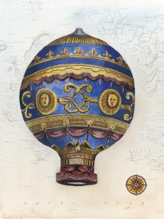 Vintage Hot Air Balloons V