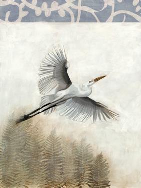 Waterbirds in Mist I by Naomi McCavitt