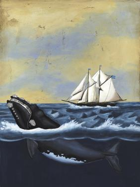 Whaling Stories II by Naomi McCavitt