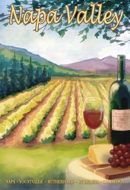 Napa Valley, California Wine Country