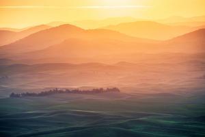 Dreamy Morning by Naphat Chantaravisoot