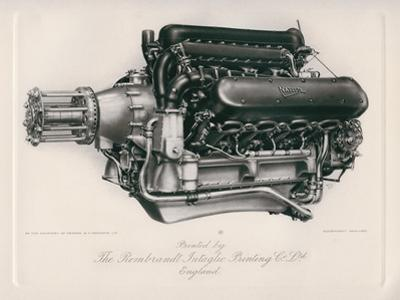 Napier Lion Engine