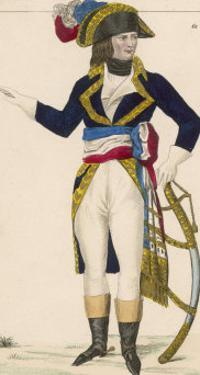 Napoleon Bonaparte, French Emperor Dressed as General-In-Chief of the Italian Army