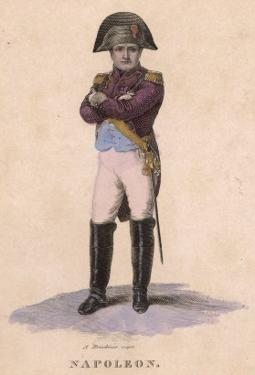 Napoleon I Circa 1805