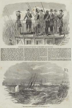 Napoleon III at Calais
