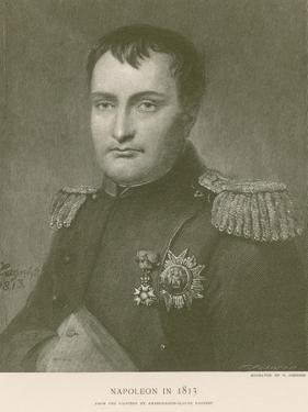 Napoleon in 1813