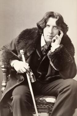 Oscar Wilde by Napoleon Sarony