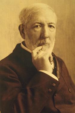 Portrait of James G. Blaine, C.1892 by Napoleon Sarony
