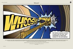 NASA Cassini: Whoosh!