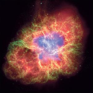 NASA - Crab Nebula - Dead Star