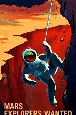 Explorers Wanted by NASA