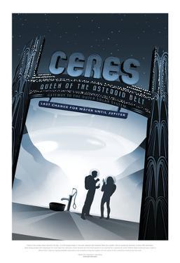 NASA/JPL: Visions Of The Future - Ceres