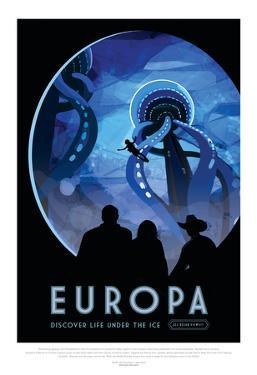 NASA/JPL: Visions Of The Future - Europa