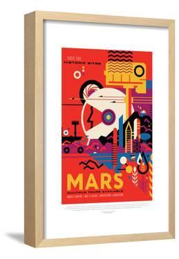 NASA/JPL: Visions Of The Future - Mars