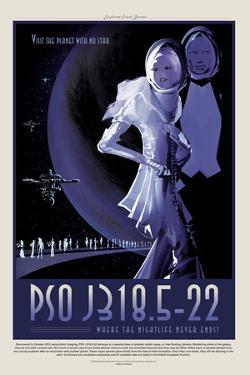 NASA/JPL: Visions Of The Future - Pso J318.5-22