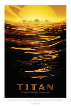 NASA/JPL: Visions Of The Future - Titan