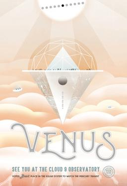 NASA/JPL: Visions Of The Future - Venus