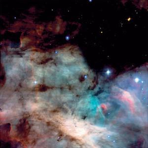 NASA - M17 The Omega Nebula