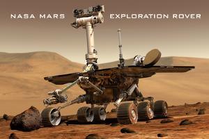 NASA Mars Exploration Rover Sprit Opportunity