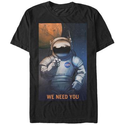 NASA- Mars Explorers Wanted