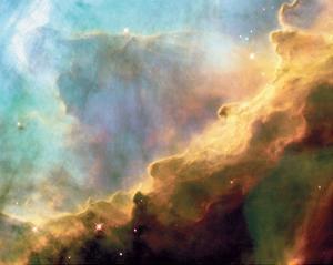 NASA - Perfect Storm Swan Nebula M17