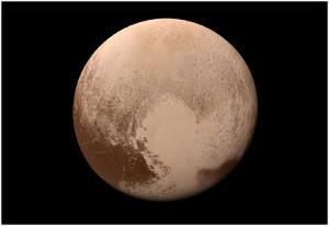 NASA: Pluto Picture