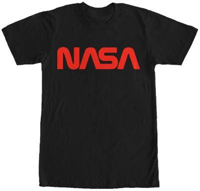 NASA- Red Classic Logo