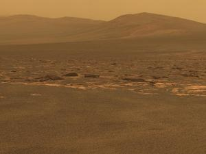 NASA's Mars Exploration Rover 'Opportunity' Recorded This Image on Aug 6, 2011