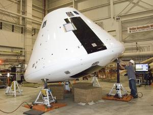 NASA's Orion Crew Module under Development