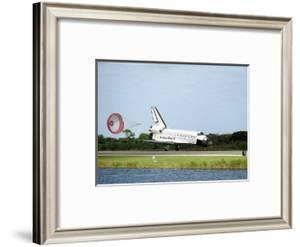 NASA Space Shuttle Landing