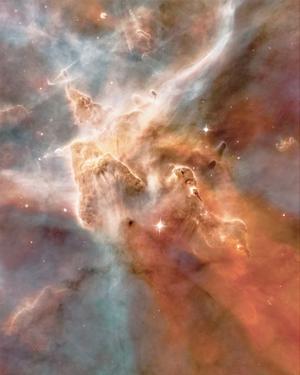 NASA - Stars Forming - Carina Nebula