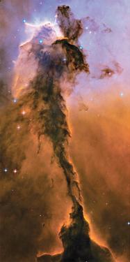 NASA - Stellar Spire in the Eagle Nebula