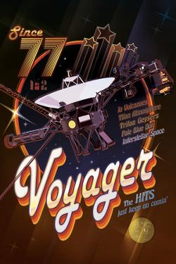 NASA - The Voyagers Rock On
