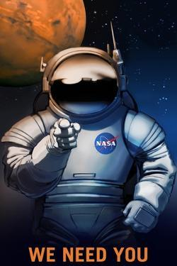 We Need You by NASA