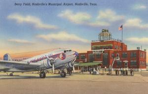 Nashville Municipal Airport, Nashville, Tennessee