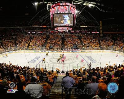Nashville Predators Bridgestone Arena 2012
