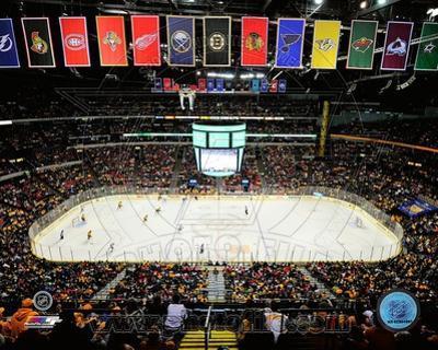 Nashville Predators Bridgestone Arena 2013