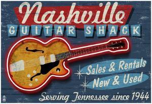 Nashville, Tennessee - Guitar Shack