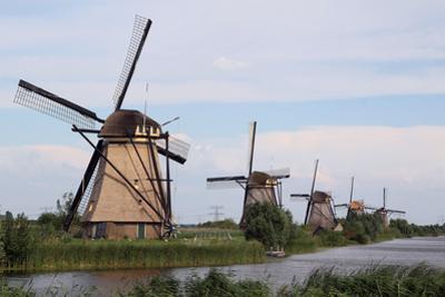 Kinderdijk, the Netherlands by nastyakamysheva