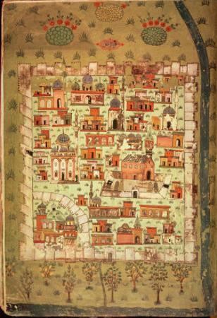 View of Diyarbakir