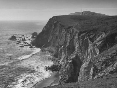 Cliffs Overlooking Drake's Bay