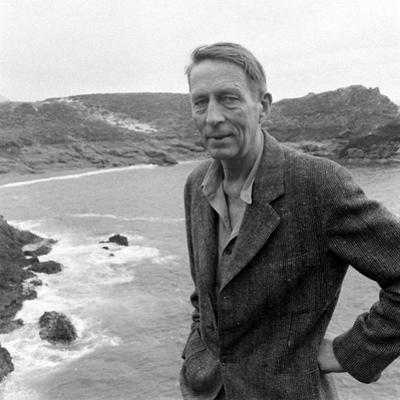 Poet Robinson Jeffers, Big Sur, California April 1948