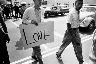 The March on Washington: Love, 28th August 1963