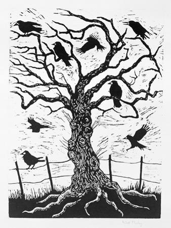 Rook Tree, 1999 by Nat Morley