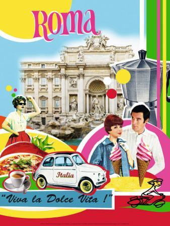 Rome by Natali