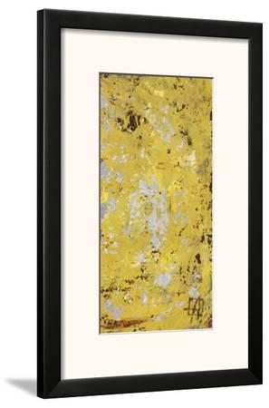 Silvery Yellow II