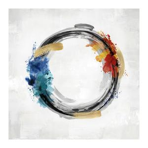 Circle Motion I by Natalie Harris